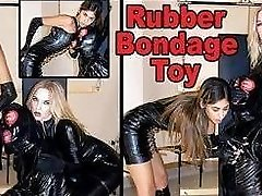 Rubber Bondage Toy - SHQ