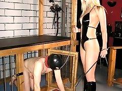 Mistress Nikki's Pain Slut