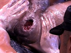New discovery and Latin butt master Carlos Penate shows us his skills as he takes on fisting fanatic, Matthieu Paris ass! Matthieu found Carlos him self, and wa...
