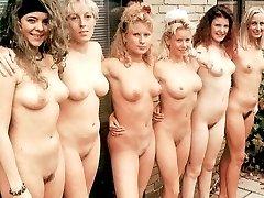 Hairy Retro Pussies