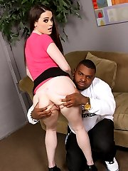 Black Cock Slut, Tessa Lane gets Hammered at Blacks On Blondes!