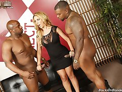 Megyn Gets Trumped Interracial Movies at Blacks On Blondes!