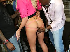 Lexi Lowe Interracial Movies at Blacks On Blondes!