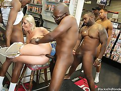 Lexi Lowe Interracial Black Cock Movies at Blacks On Blondes!