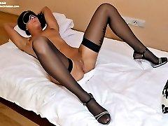 Vanessa tied gets fucked