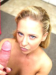 Cherie DeVille Step Moms Stress Releif at Over40handjobs