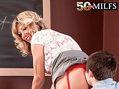 Housing Market Goes Bust. Shannon Busts A Lucky Guy's Nut.