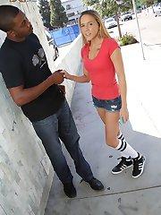 Hollie Mack Interracial Movies at Blacks On Blondes!