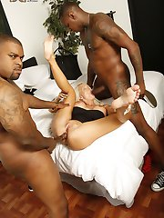 Cindy Sun Loves Interracial Sex at Blacks On Blondes!
