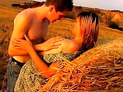 As the sun sets, these teens from Dorf turn things on. They start to work to satisfy each other. Using their hands and their sexual parts to make each other ejaculation.