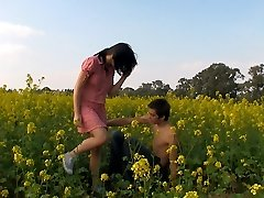 This brunette teenage is saucy and harmless like the flowers in this field. Tho', has some hard-core desires that will soon be penetrating deep inside of her.