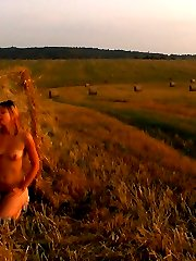 As the sun sets, these teens from Dorf turn things on. They start to work to satisfy each other. Using their hands and their sexual parts to make each other orgasm.