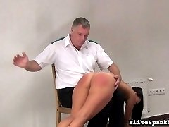 What do you know about corporal punishment? We're thinking not much. Katty surely does.