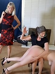 Luci Punished by Clare & Madame SamanthaB