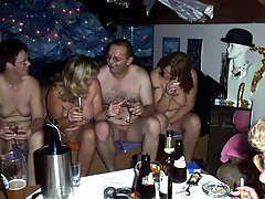 German swinger club mature action cumshot photos