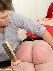 Firm Arm Spanking
