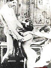 Vintage dick inhaling wifes