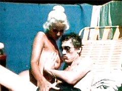 Cum loving seventies blonde