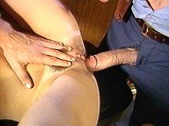 Naked mistresses make guy sense the hardest agony