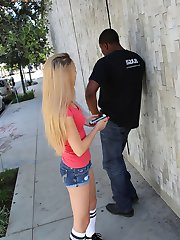 Hollie Mack Interracial Movies at Blacks On Blondes!