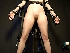 Cherry and the Ginger Board- Part 1 - Femdom bondage with male and female submissives