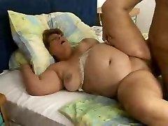 Big Lady Hetty Fat Grandma Fucked Good