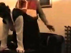 Tasuta tirkistelijä sex video näitab kahe lovers shagging