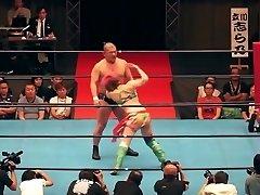 fierbinte amestecat wrestling