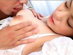 Japansk brud knullas innan bröllop