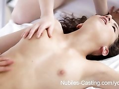 College freshman Belle Knox dukes it out with a big salami
