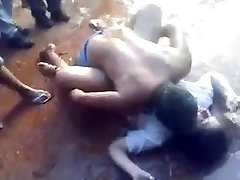 Colleg girl penetrated in public