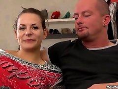MAGMA FILM Färska tyska Vilda Jobbintervju