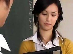 Maria Ozawa-chaud enseignants ayant des relations sexuelles à l'école