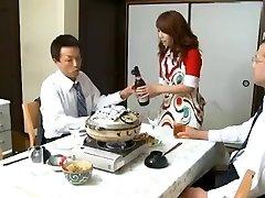 Boss Og Underlings Kone Misa Yuki