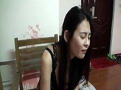 kinesiska dominant kvinna