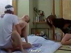 Japanska fru intilliggande