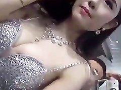 China Bitch wanna be notorious