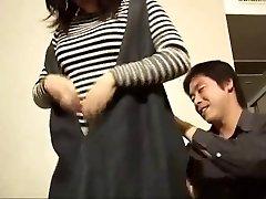 Gravide Japansk babes få slengte