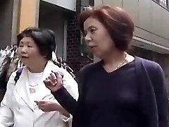 Japonés Abuelas #15