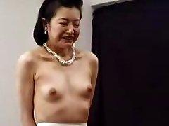 tonåring Japansk Pixies Vuxit Mormor 6 Ocensurerad