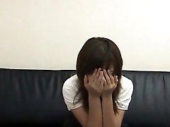 Hermosa Seductora Chica Coreana Golpeando
