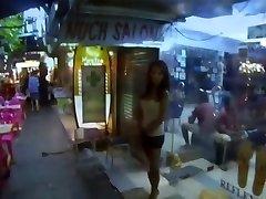 Thai Tjej Röv Knullade