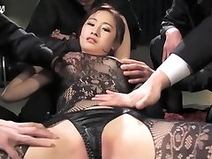 Crazy Japanese chick in Hottest BDSM, Fetish JAV episode