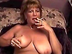 Vieille Prostituée De Fissure