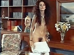 ANTMUSIC - antique 80's bony hairy strip dance