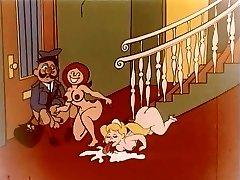 Mourir erotische Zeichentrickparade 3 komplett Cartonsex