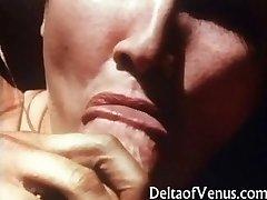 Rare Vintage POV Sexe - Fille française des années 1970
