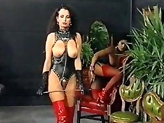 Dame Femdom Déesse-N ° 1, 1987 Teresa Orlowski,Jeannie Poivre Partie 1