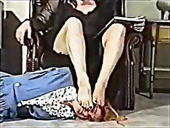 Vintage Pieds De Déesse