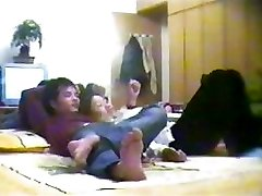 Chinese duo spy webcam asian inexperienced part5